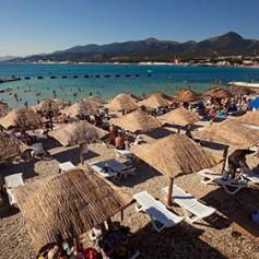 Власти Кубани отметили трудности в сдерживании цен на курорты из-за спроса