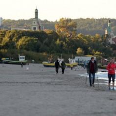 Калининградцы в выходные устремились на отдых и шоппинг в Польшу
