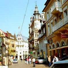 Сказочный отдых в элитном отеле Рэдисон Блю Бадишев Хоф. Город Баден – Баден.