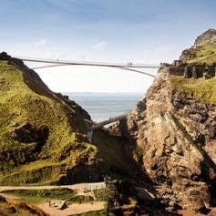 В замке короля Артура появится подвесной мост