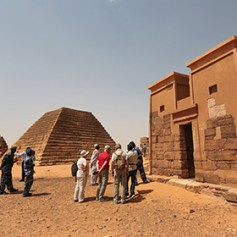 Министр туризма Судана призвал россиян вкладывать в местные курорты