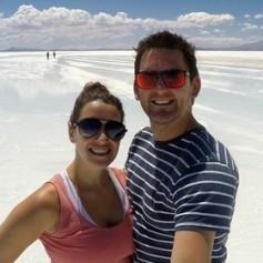 Молодожены продали дом ради кругосветного путешествия в медовый месяц