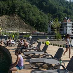 Курорт «Роза-Хутор»примет летом 2016 года порядка 800 тысяч гостей