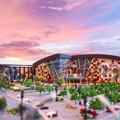 Названа дата открытия самого большого в мире тематического парка развлечений