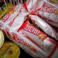 В Южной Корее начали продавать мороженое против похмелья