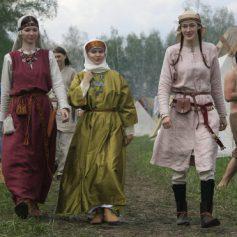 Международный фестиваль «Русборг» проходит в Липецкой области