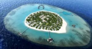 Райские кущи Мальдив