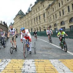 Туристы из Швейцарии проедут через всю Россию на велосипедах за 80 дней