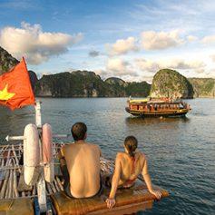 Российский турпоток во Вьетнам вырос на 65 процентов