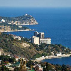 Пограничники Крыма сообщают о возросшем потоке украинских туристов