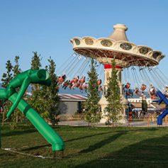 Российский парк развлечений впервые попал в список лучших в Европе