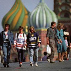 Опрос: около 38 миллионов немцев хотели бы посетить Россию