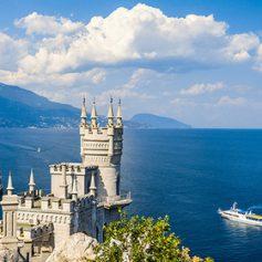 Спрос иностранных туристов на отдых в Крыму увеличился втрое