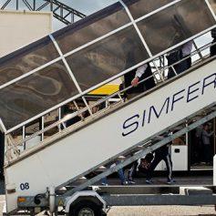 Суточный пассажиропоток аэропорта «Симферополь» стал рекордным