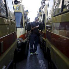 Жертвами столкновения катеров в Греции стали три человека
