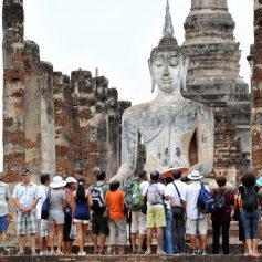 РСТ: в Таиланде продолжают отдыхать 30 тысяч россиян