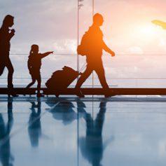 Число международных туристов в мире в первом полугодии выросло на 4%