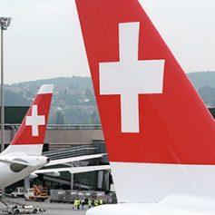 В Швейцарии вылет лайнера отменили из-за драки за места