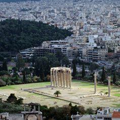 В Греции рассказали, сколько россиян посетили страну в первом полугодии