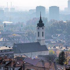 В Белграде планируют построить аналог московского Парка Горького