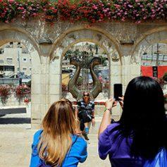 Израиль потратит три миллиона евро на привлечение российских туристов