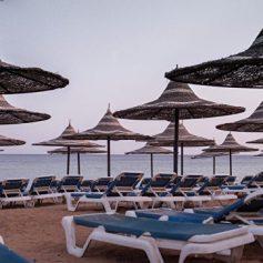 Отели Шарм-эш-Шейха заполнены на четверть