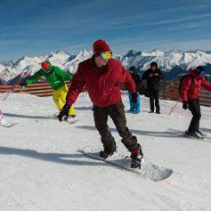 Горнолыжный сезон в Сочи может начаться уже в ноябре из-за снежной погоды