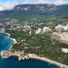 Поток украинских туристов в Крым летом увеличился в два раза