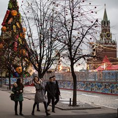 В Минкульте заявили о росте спроса иностранных туристов на Россию из-за санкций