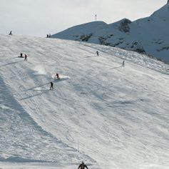 В Сочи открылся горнолыжный сезон