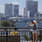 Японию в 2016 году посетили 24 миллиона иностранных туристов