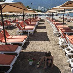Турпоток из России в Турцию упал на 80 процентов