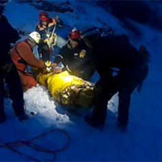 Турист упал в пещеру глубиной 15 метров в горах Крыма