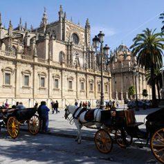 Испанию в январе посетили 63,5 тыс туристов из России
