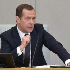Медведев рассказал о двух способах решения проблемы хостелов