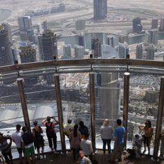 Россия в 2017 г заняла первое место по динамике роста турпотока в Дубай