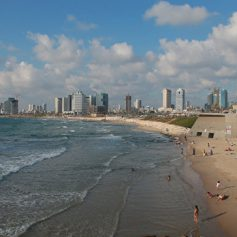 Российский турпоток в Израиль вырос на 35% в первом квартале 2017 года