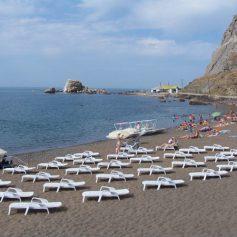 Крым намерен направить доходы от курортного сбора на благоустройство пляжей