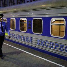 Киев оказался вторым по популярности железнодорожным направлением из Москвы