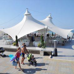 Названы самые популярные курорты России для летнего отдыха с детьми
