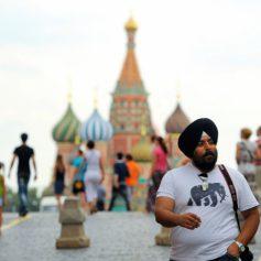 Зарубежные туристы потеряли интерес к России