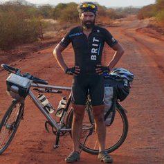 Британский велопутешественник рассказал об ошеломившей его поездке в Дагестан