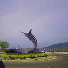 Паром Сатун-Лангкави