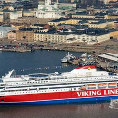 Viking Line вводит новые лайнеры для туристов на маршруте Хельсинки – Таллин