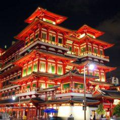Чайна Таун (China Town) в Сингапуре