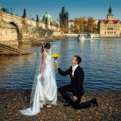 Свадьба в Чехии — на чем стоит экономить, а на чем нет?