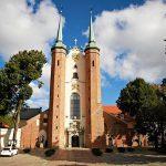 Кафедральный собор и парк — две жемчужины гданьской Оливы