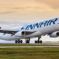 Finnair: только в России за персоналом в аэропорту нужно наблюдать
