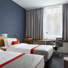 В Кёльне открылся крупнейший в Европе Holiday Inn Express