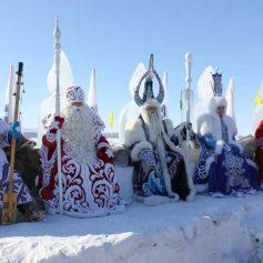 «Ледяной мир» появился в Дрездене